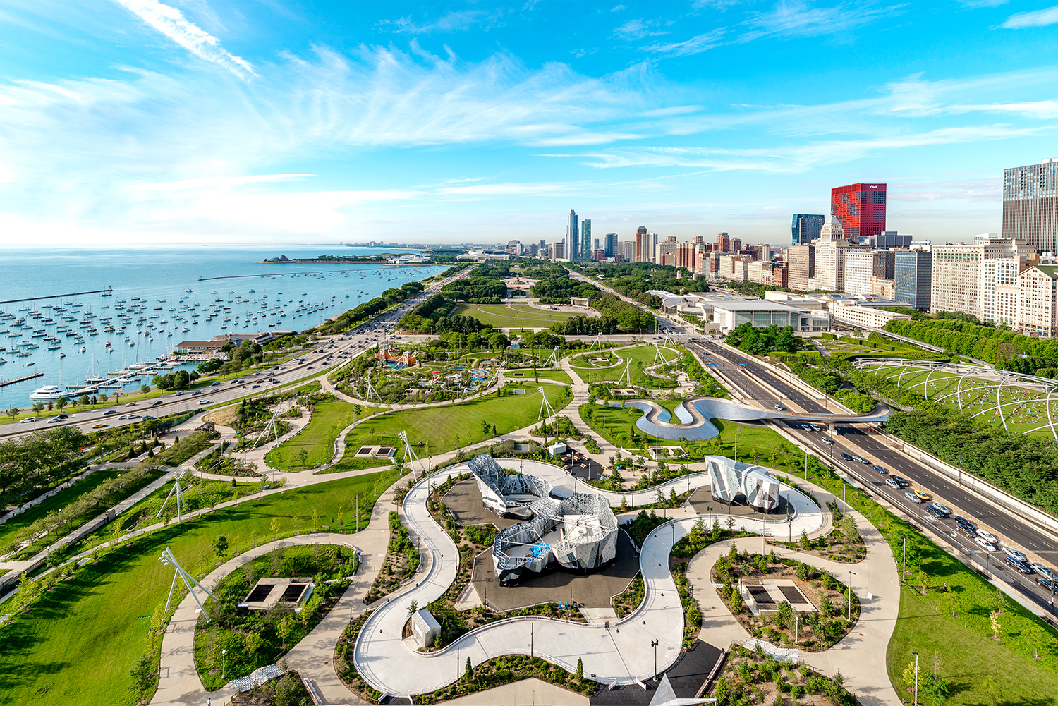 Maggie Daley Park - City of Chicago
