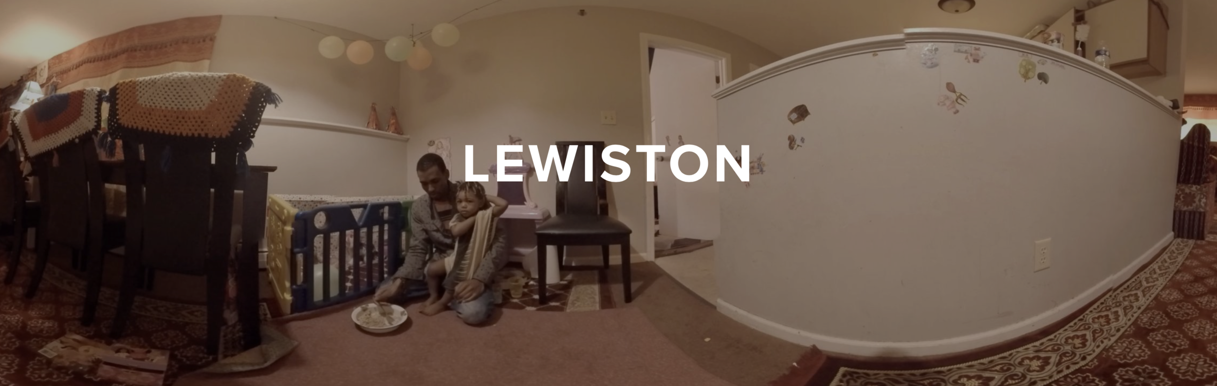 A Shared Space: Lewiston  is the story of Hilowle and Shuab who grew up in Dadaab, Kenya– the largest refugee camp in the world. Today, both have started families and call Lewiston, Maine home. Raising children in one of the United State's least diverse states in the wake of the Muslim Ban and rising nationalist sentiments has created challenges neither expected.
