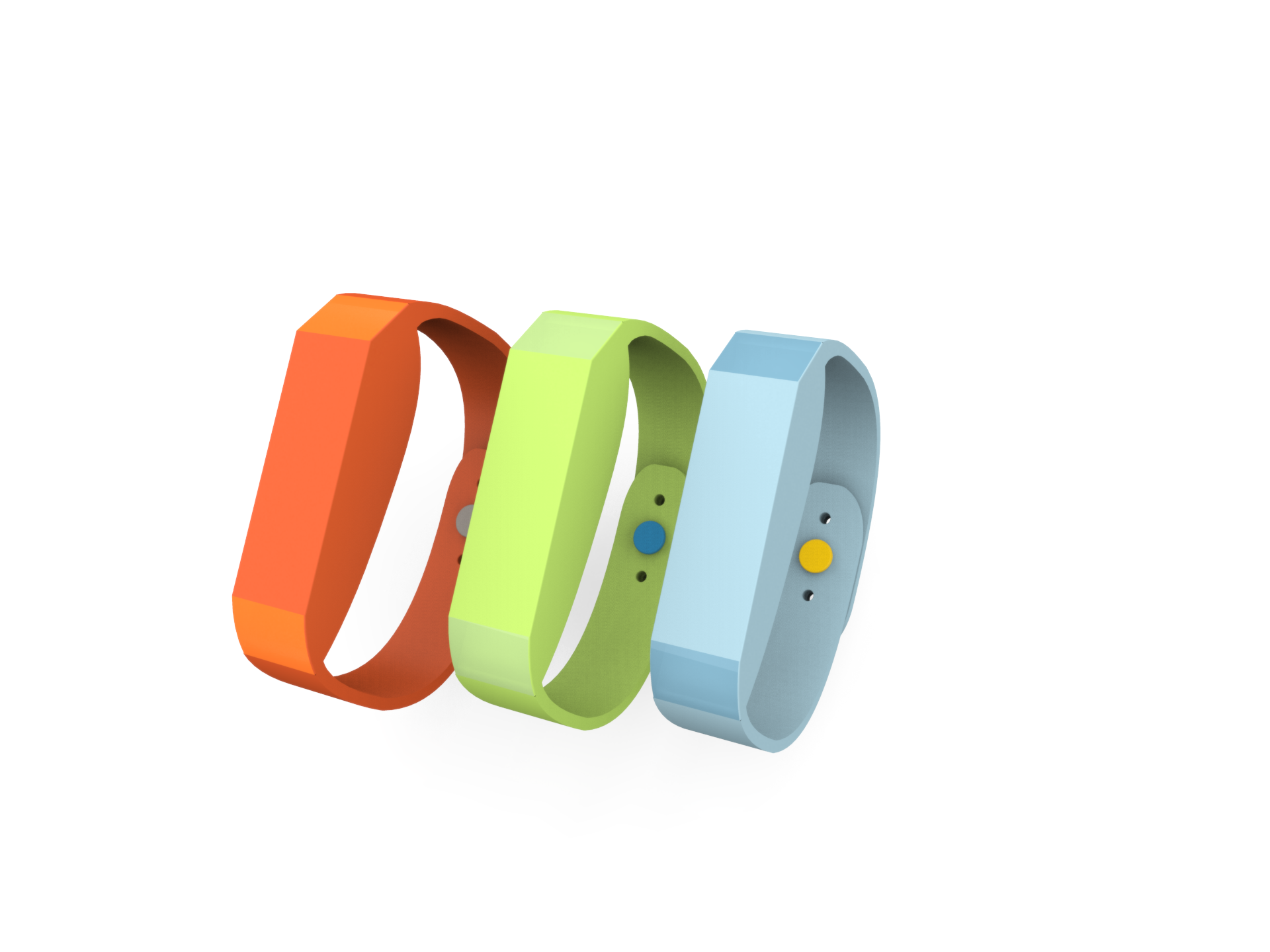 Traco - wearable device as a wristband