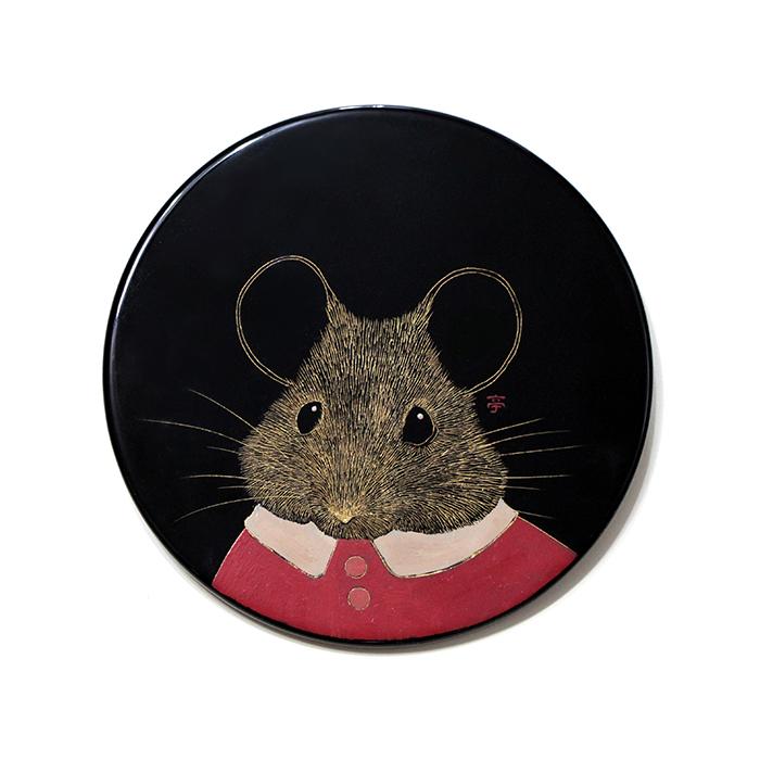 鼠 shŭ