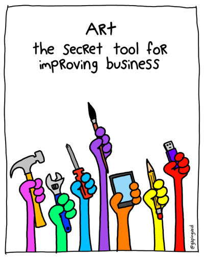 @GAPINGVOID: A CONSTANT SOURCE OF GREAT INSPIRATION