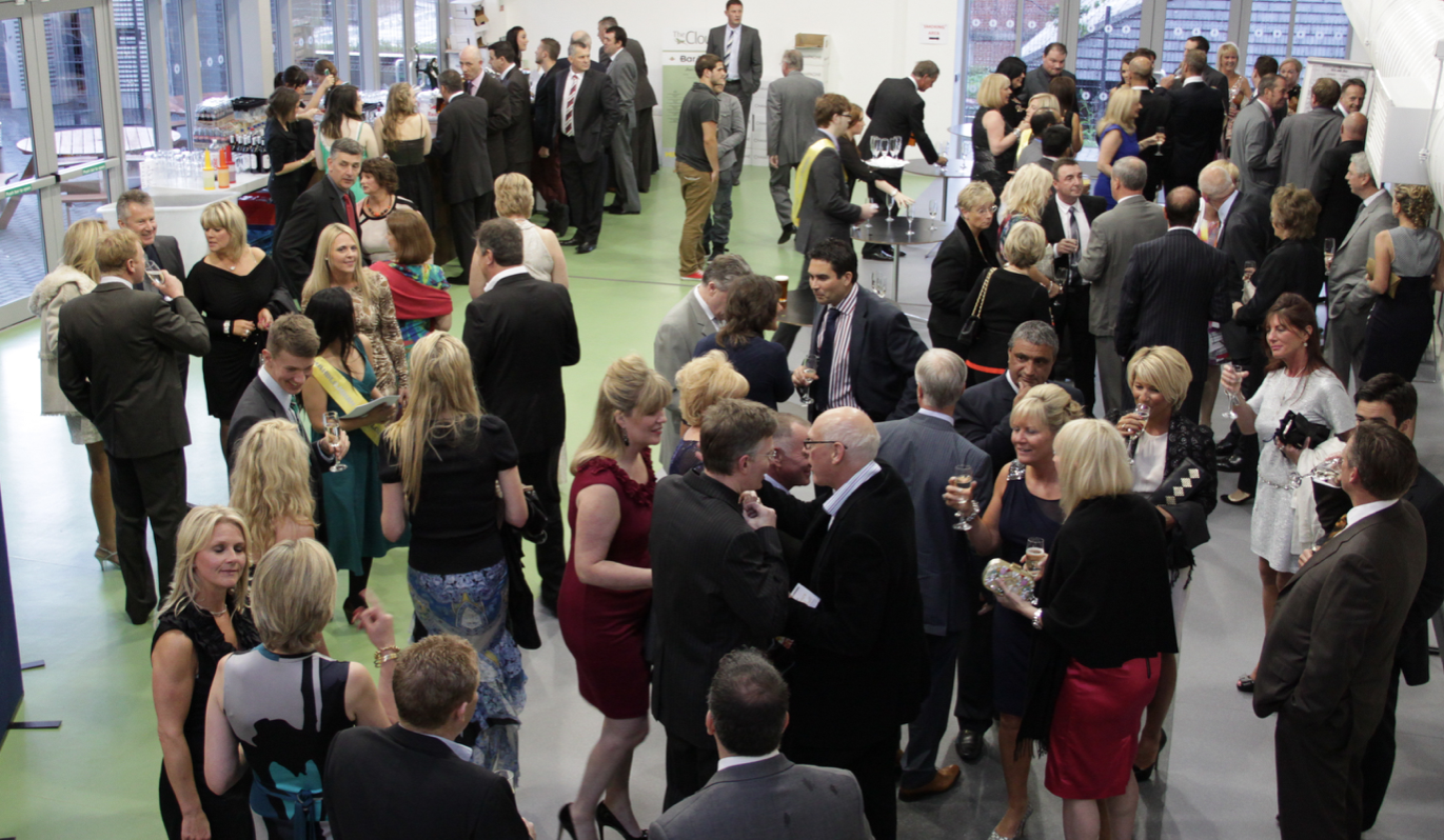 Networking at a Conference: your idea of heaven, or hell?