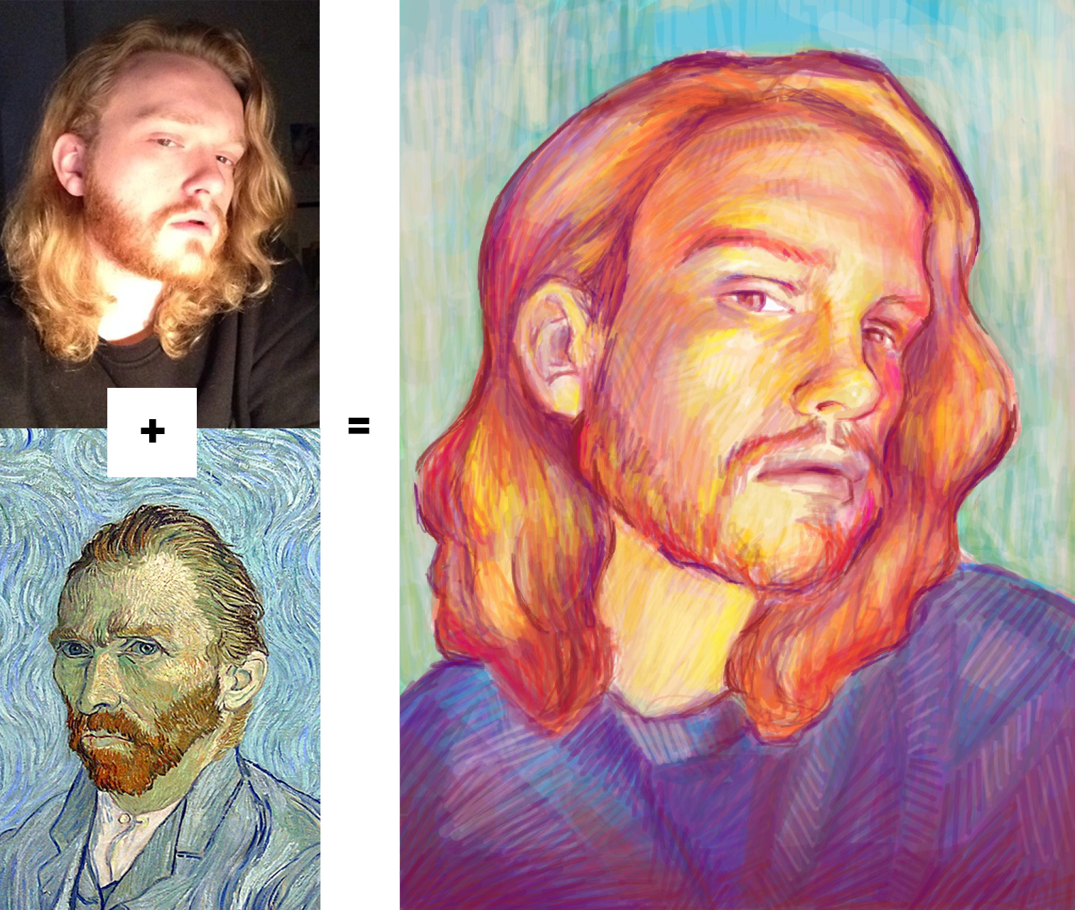Just Gogh with It