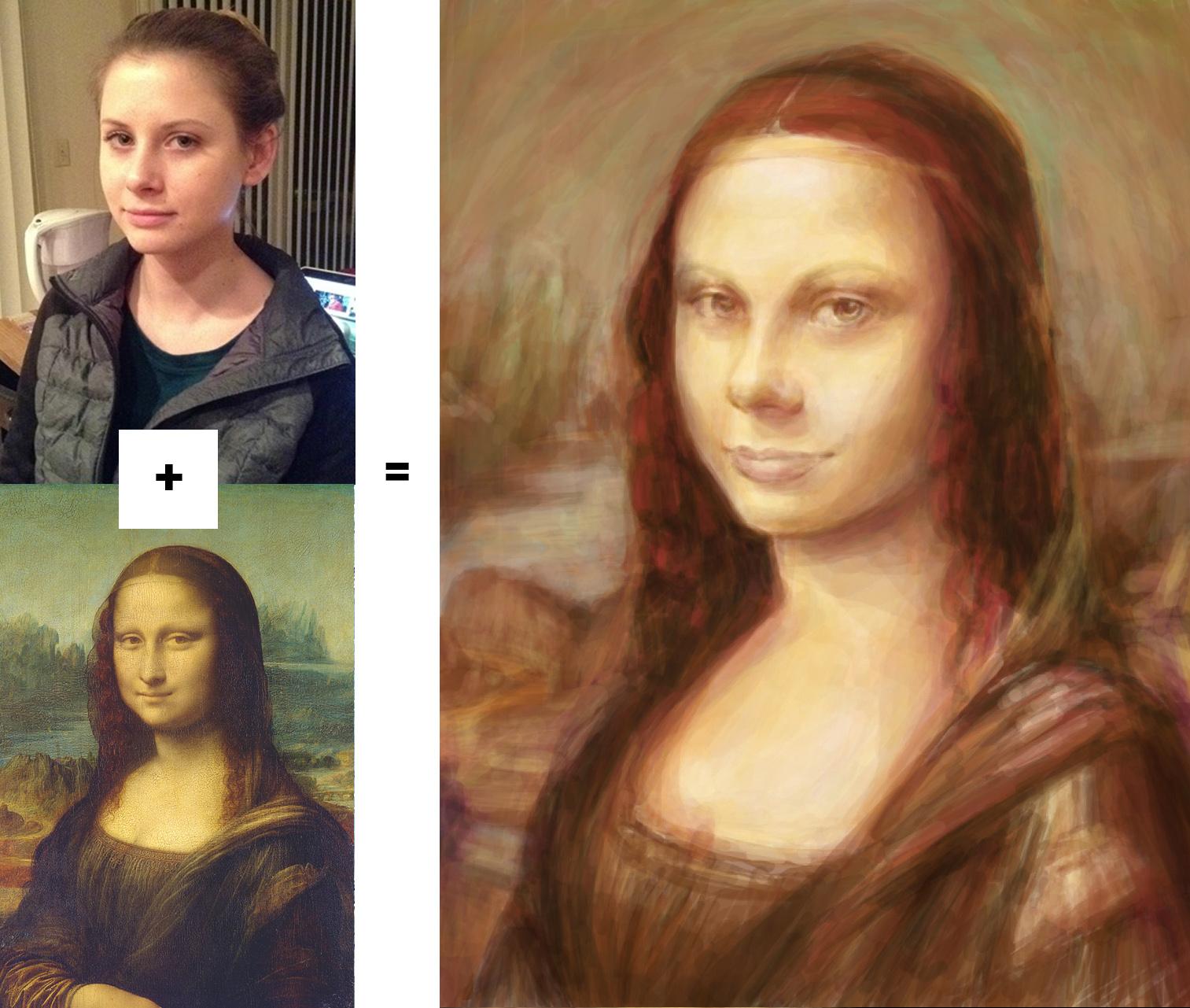 Mixed Up Mona
