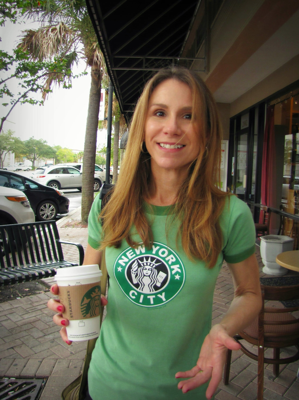 gigi reinette - jacksonville florida san marco starbucks coffee