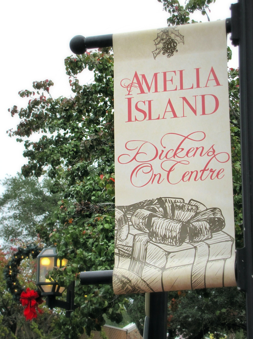 amelia island dickens on centre banner