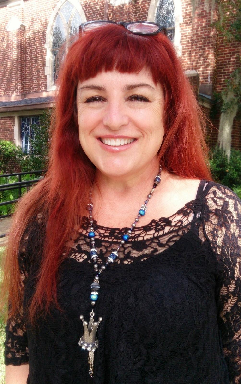 Artist Caroline Daley