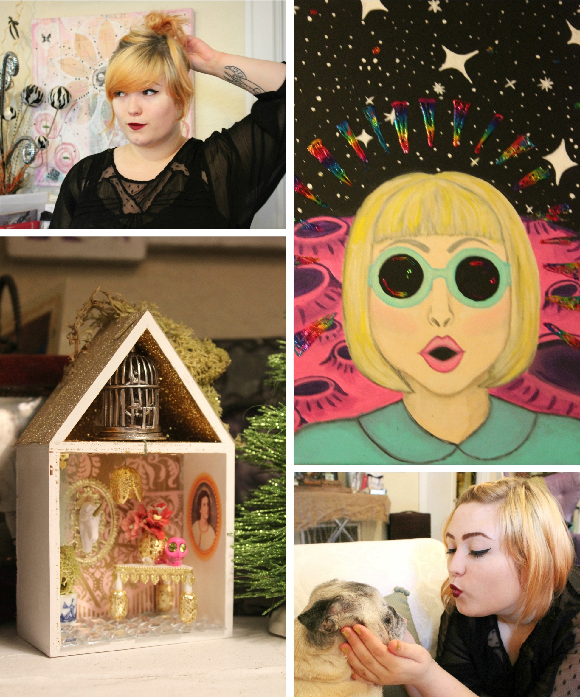 Kate Daley Parker and her art