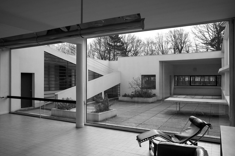Villa Savoye - Poissy, France