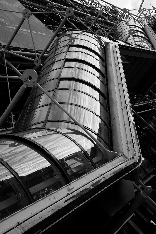 Pompidou Center - Paris, France