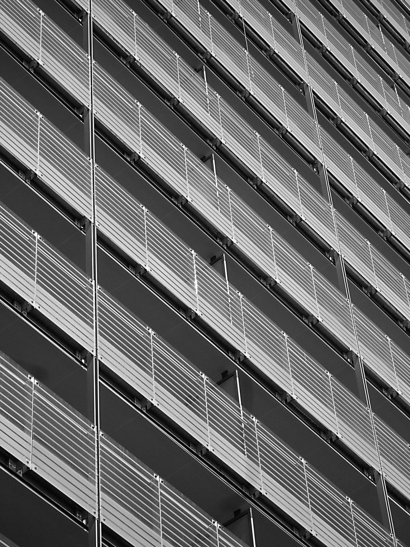 Residential Block - Manchester, England