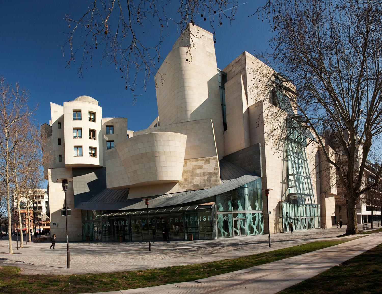 American Centre - Paris, France