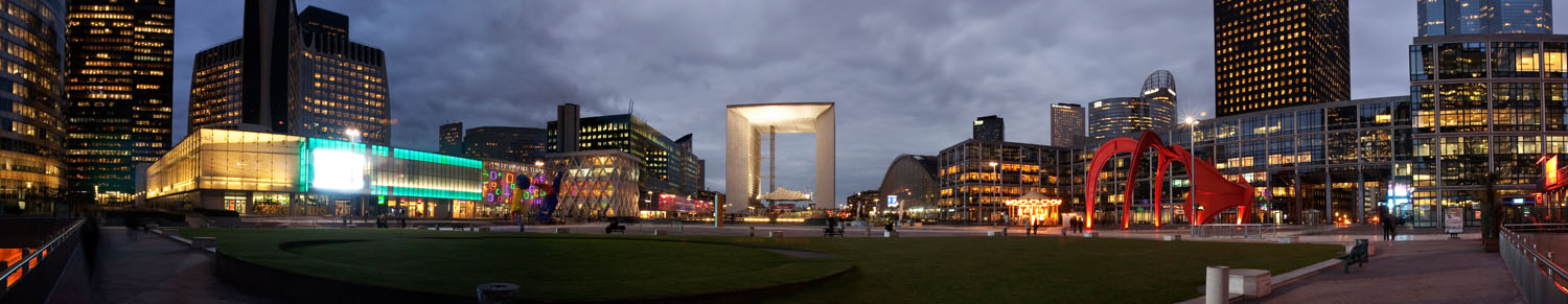 La Defense - Paris, France