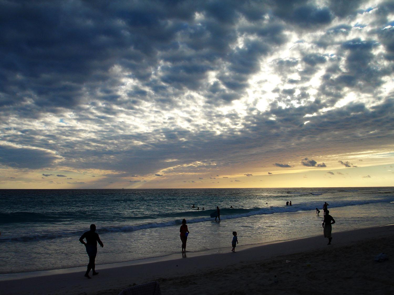 Sandy Beach - Barbados, Caribbean