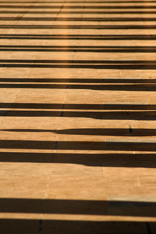 Shadows - Pitigliano, Italy