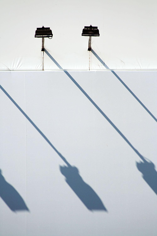 Shadows - Milan, Italy