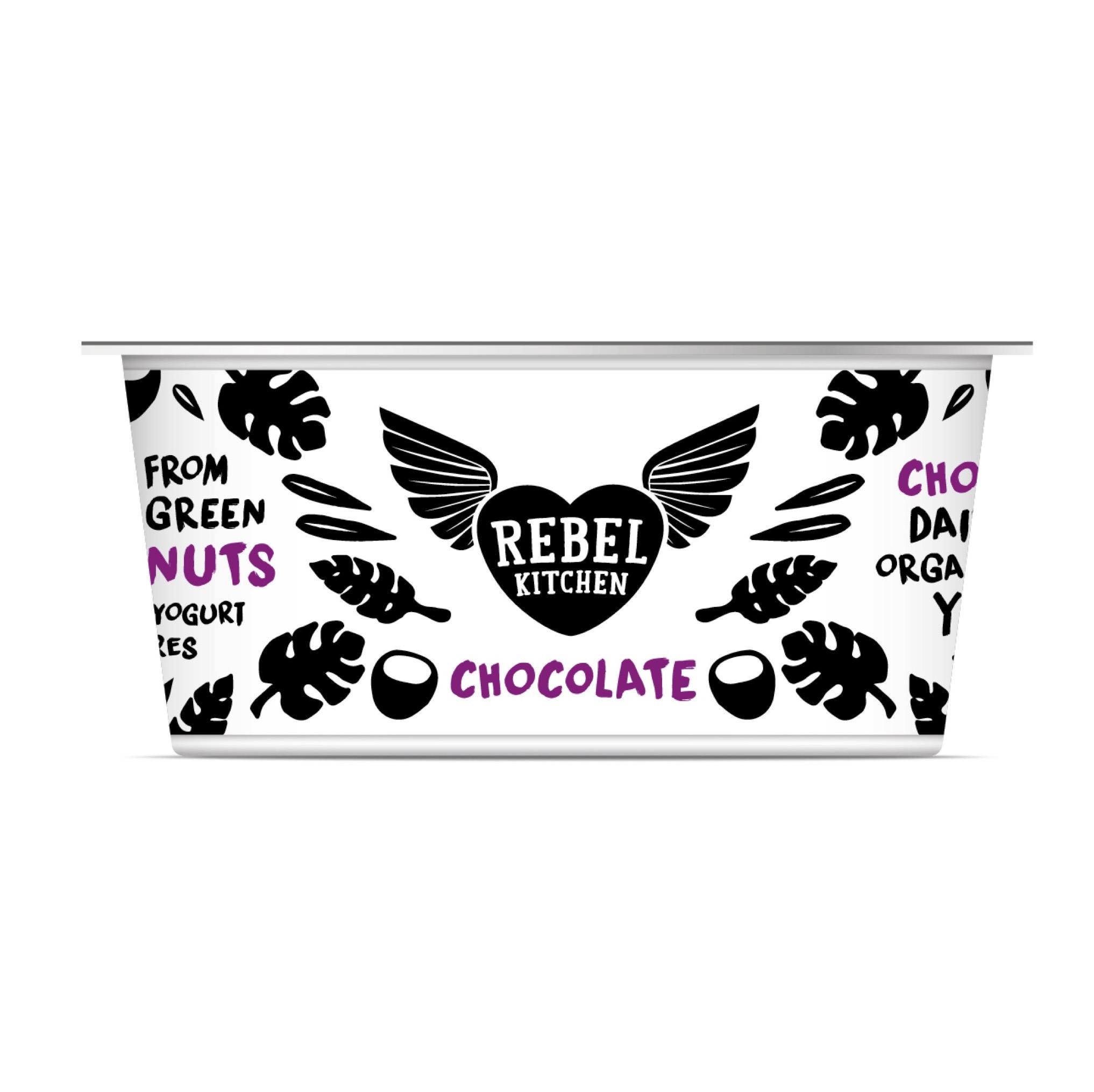 REBEL KITCHEN CHOCOLATE YOGURT