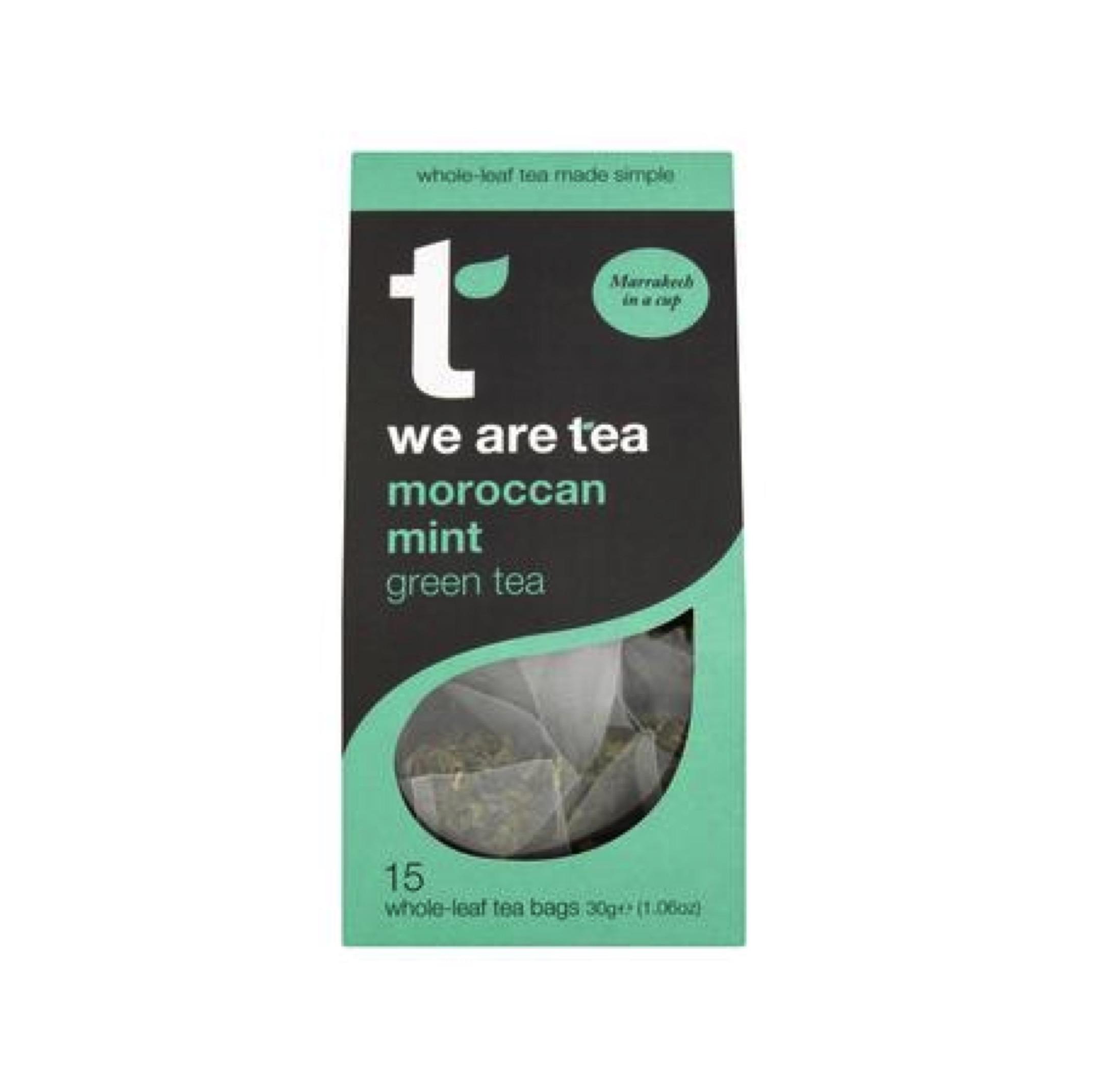 WE ARE TEA