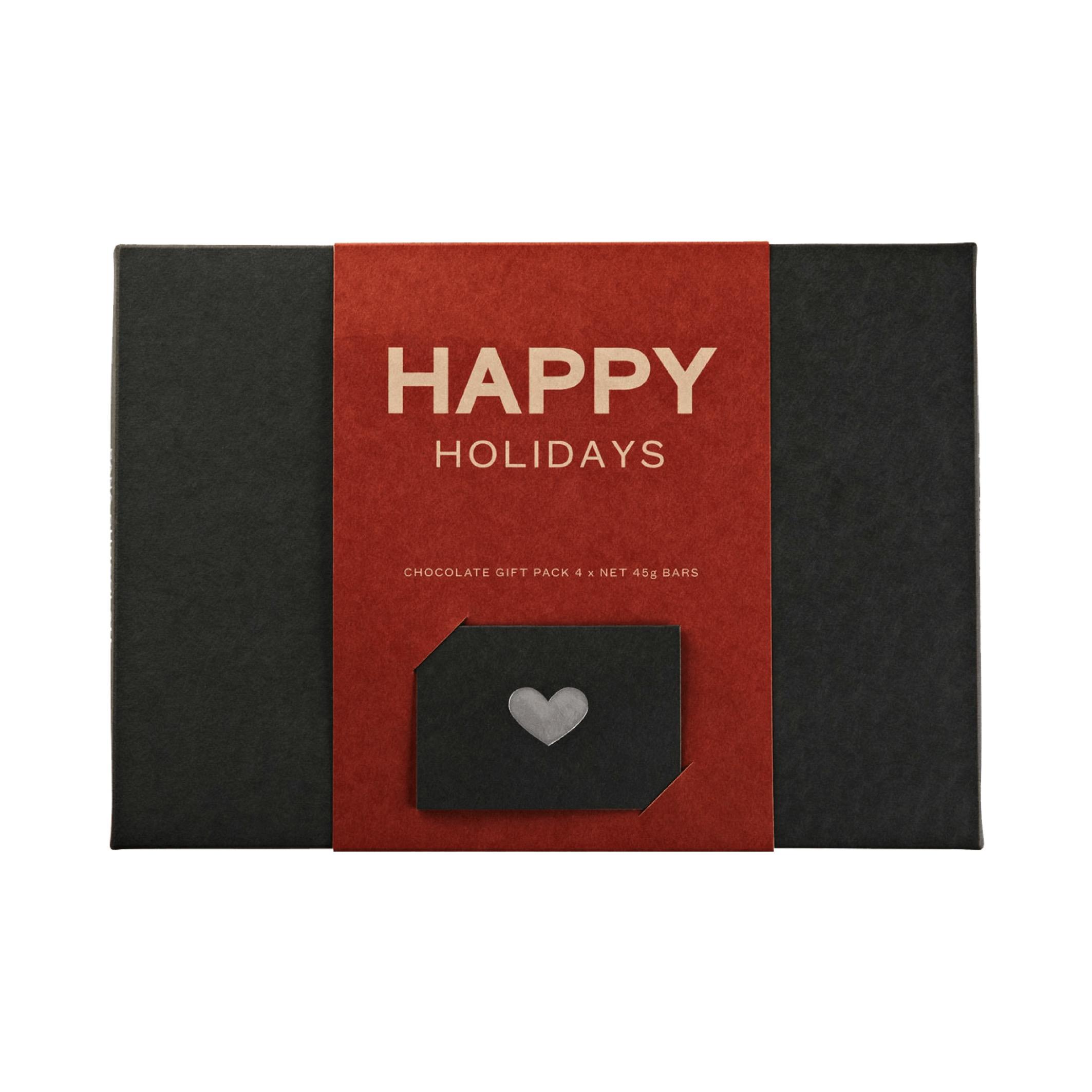 PANA CHOCOLATE – Happy Holidays