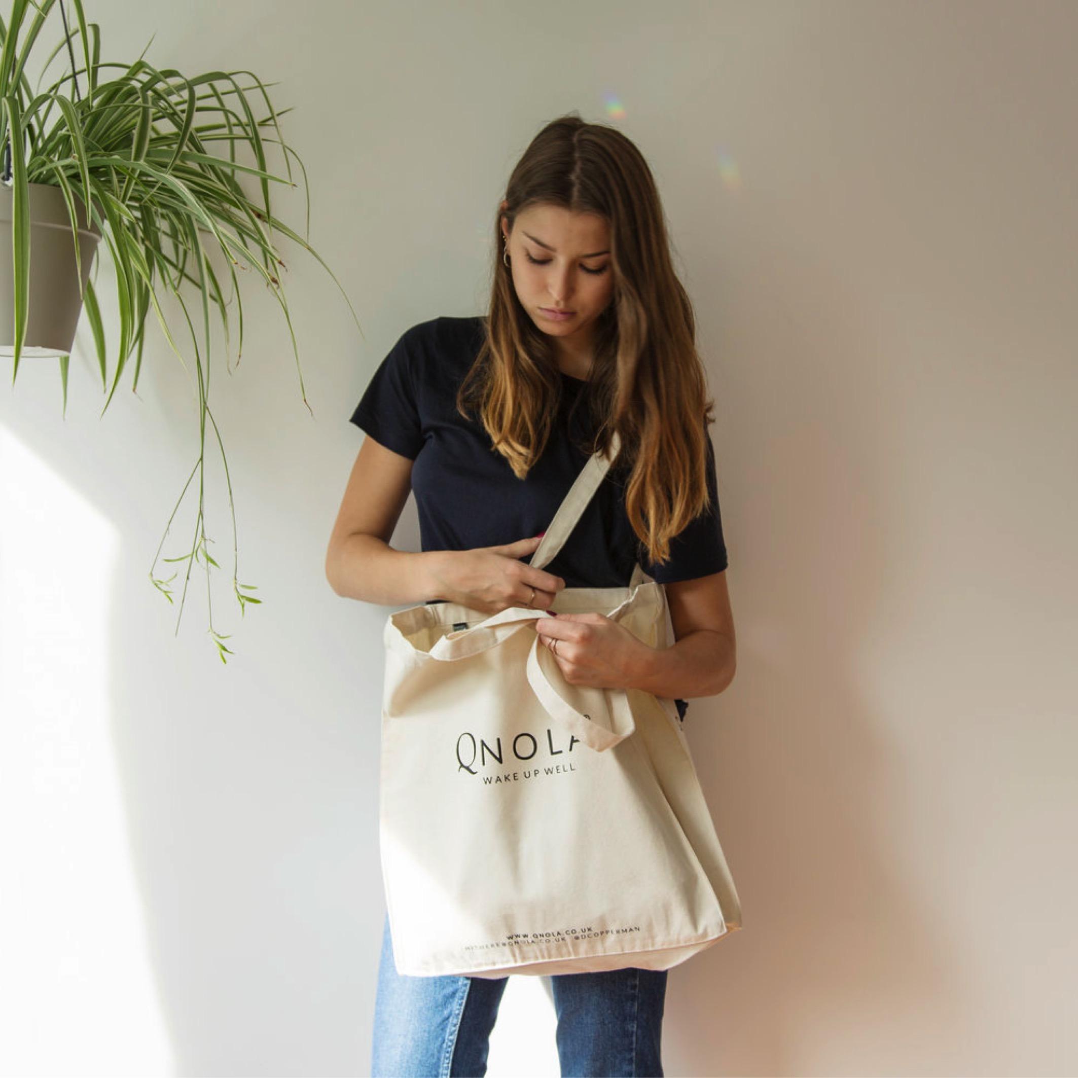 QNOLA - Tote Bags & Shoppers