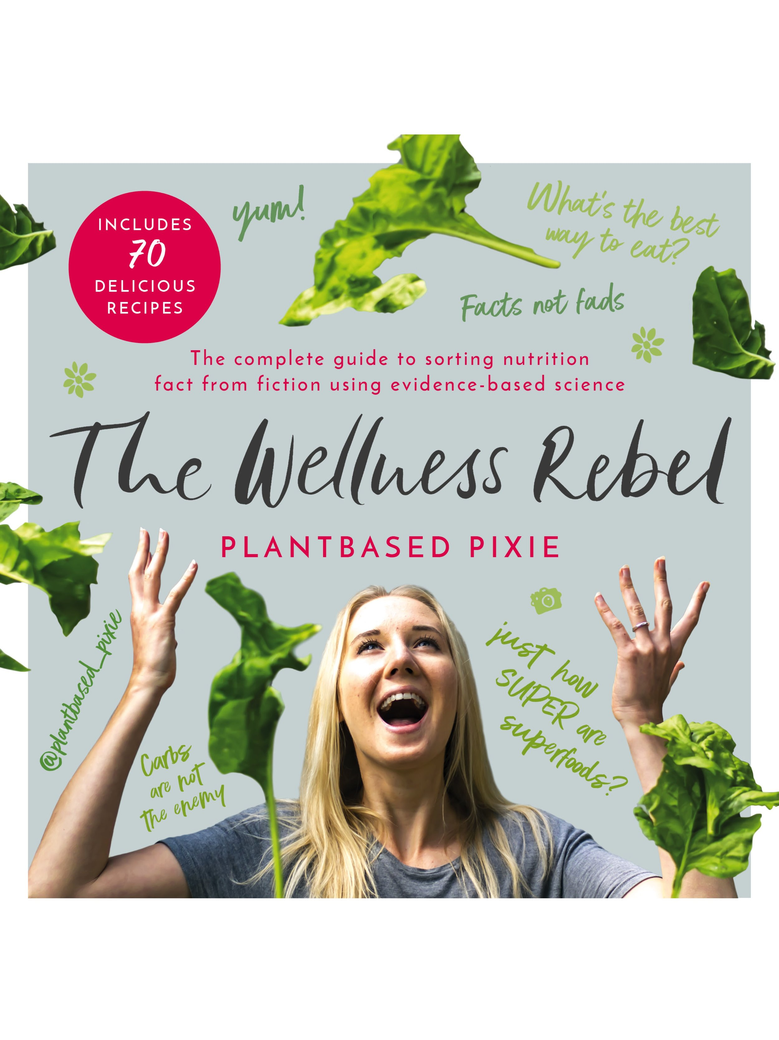 THE WELLNESS REBEL by Pixie Turner