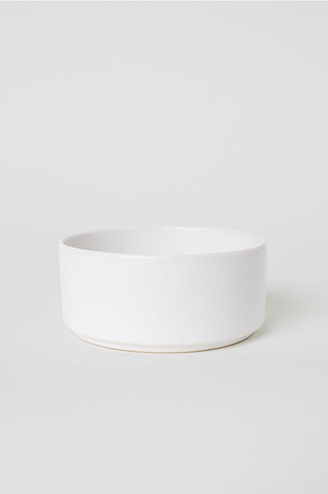 White Bowl (H&M)