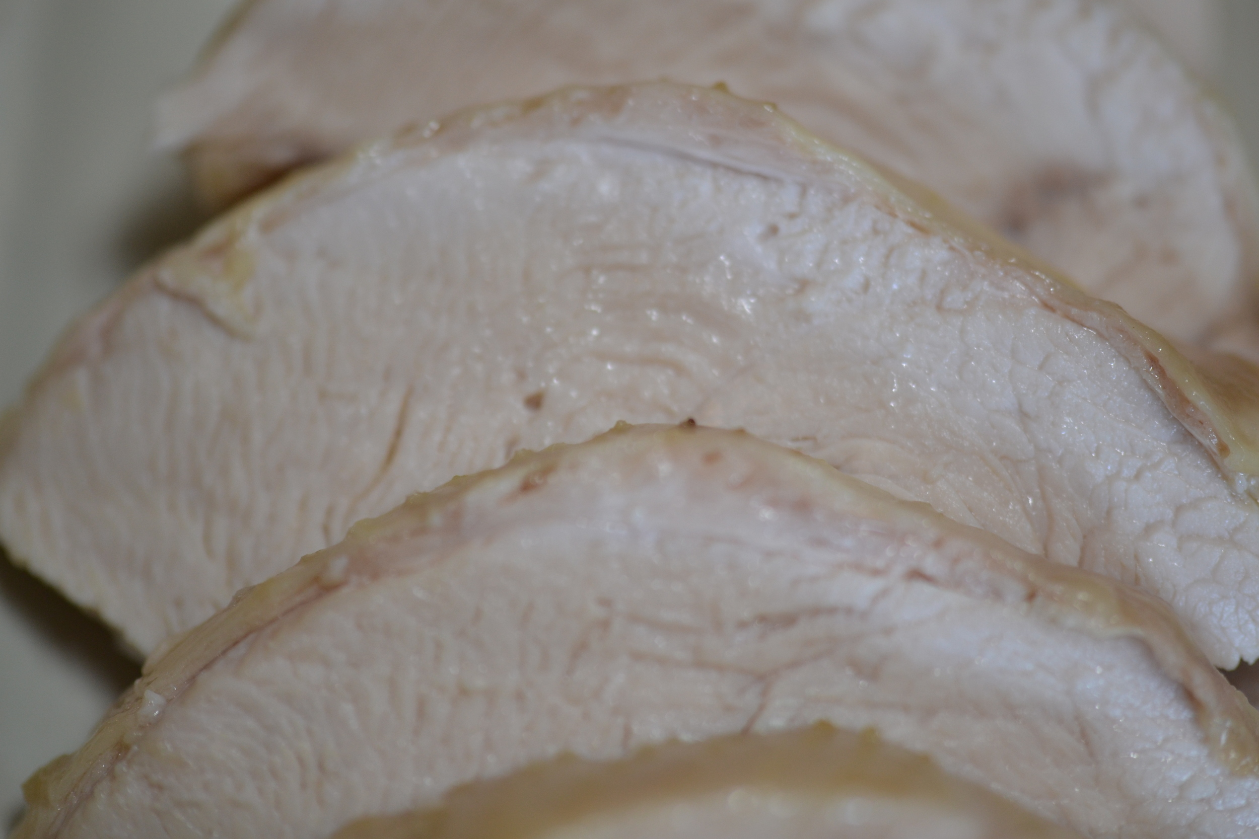 Just look at the moisture that is in this white meat of our turkey!!!                       Read on to learn how you can do this and how to carve your Thanksgiving turkey.