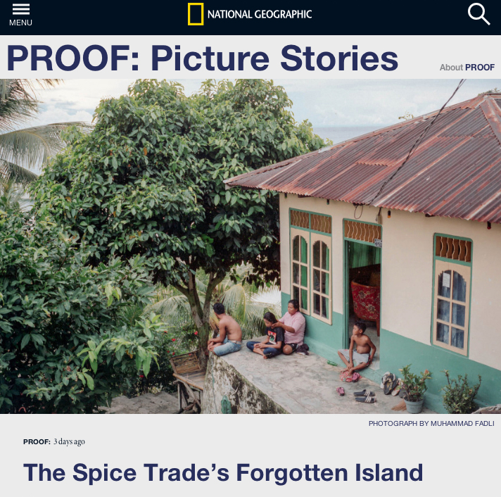 The Forgotten Island of Rhun in  PROOF National Geographic