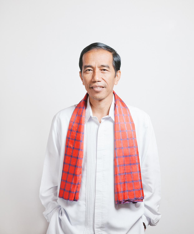Joko Widodo, Indonesian President.