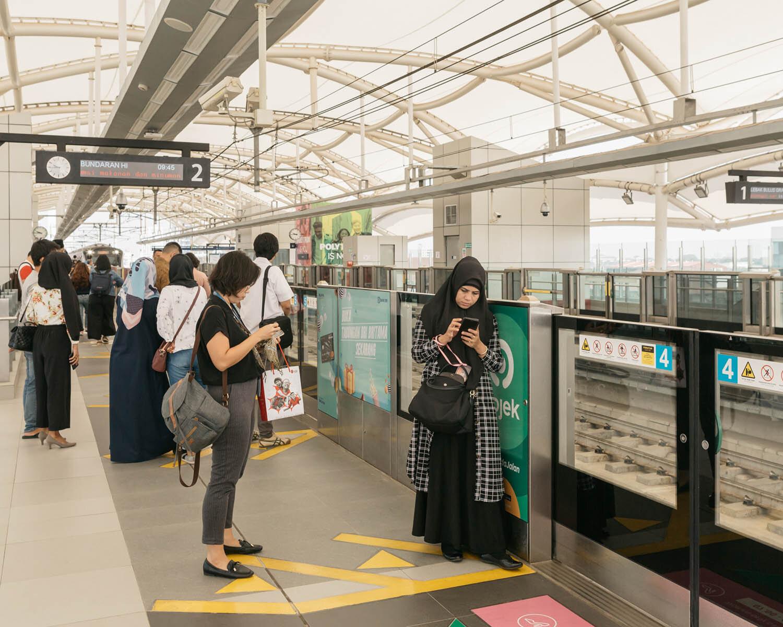 Jakarta MRT.