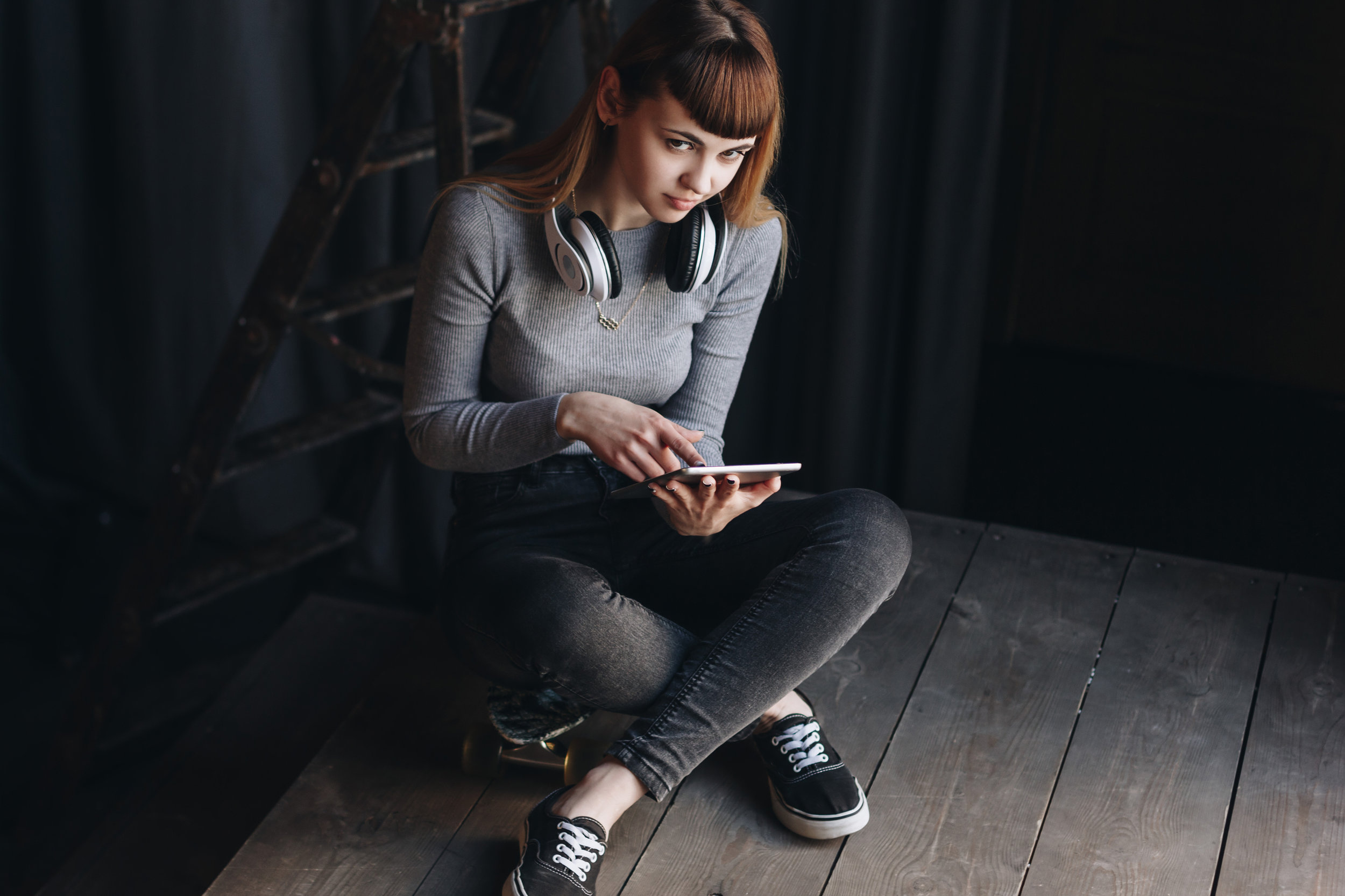 girl with cell phone fashionable.jpg