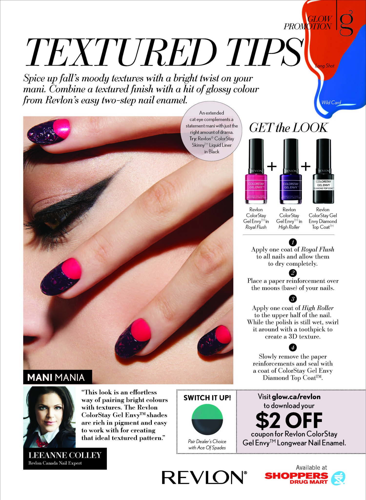 Revlon: Textured Tips