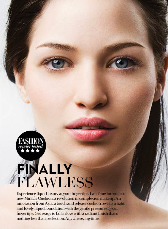 Lancome: Finally Flawless
