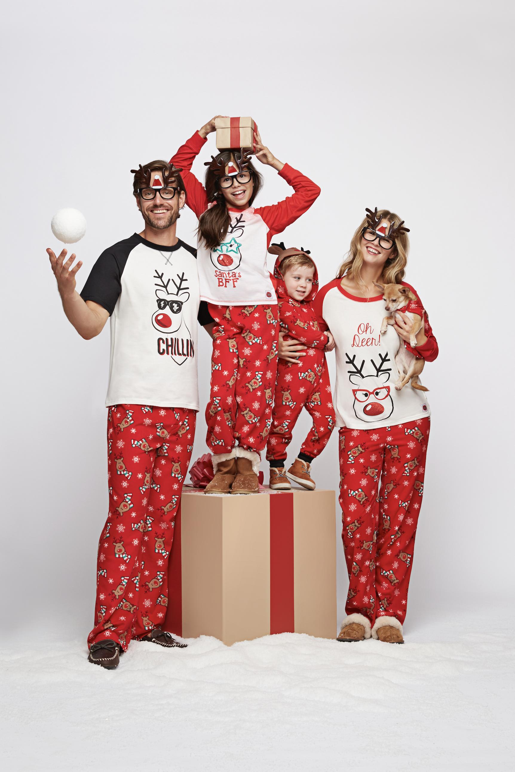 Jammin' Jammies Christmas Pyjamas