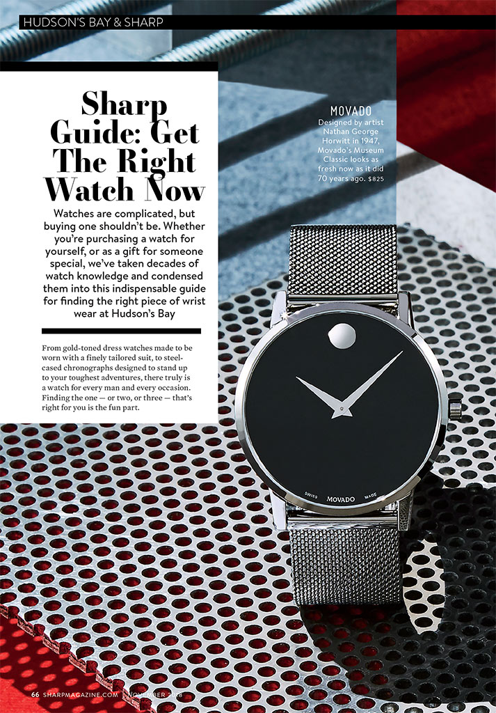 The Bay: Sharp Guide: Get the Right Watch Now