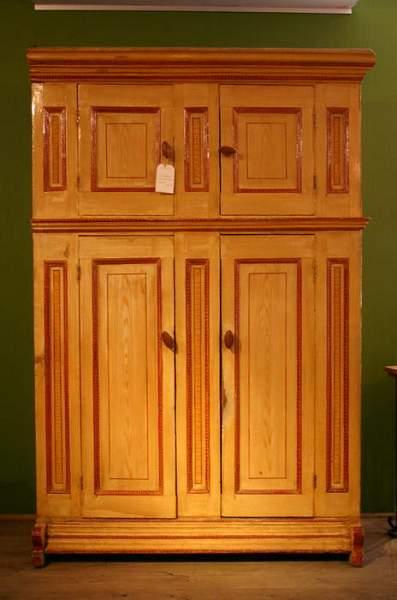 Staphorst antique storage cupboard