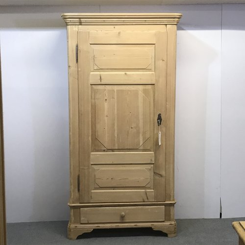 19th Century Pine Hall Cupboard C4908c Pinefinders Old Pine