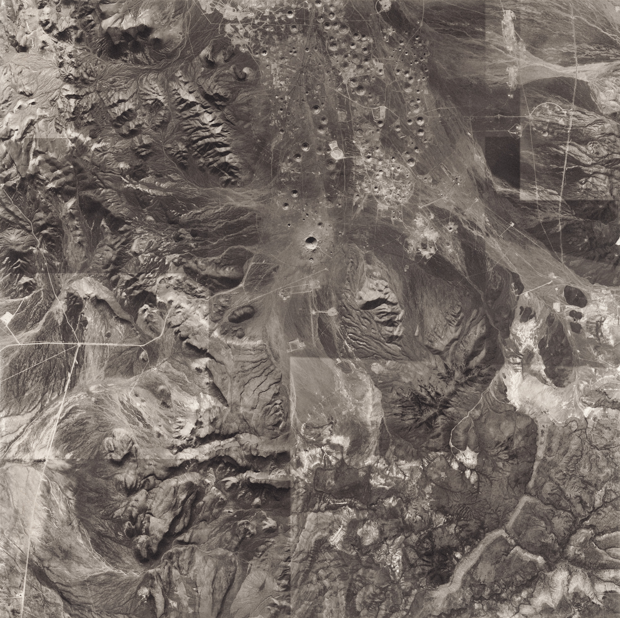 Nevada Test Site, 2008