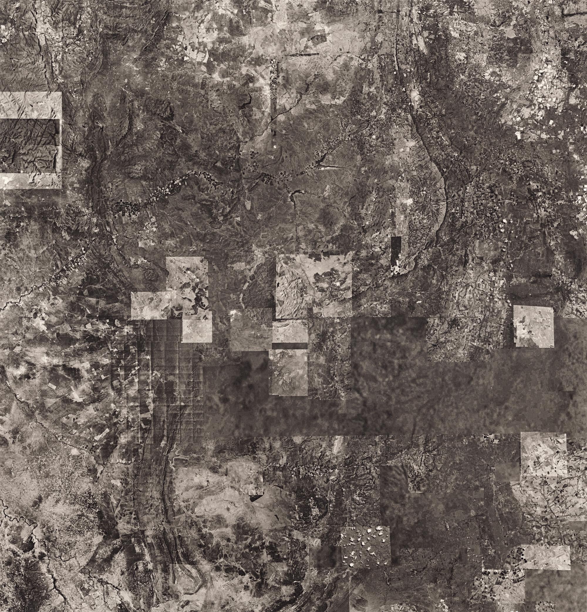 Bushveld Complex Platinum Mines, South Africa
