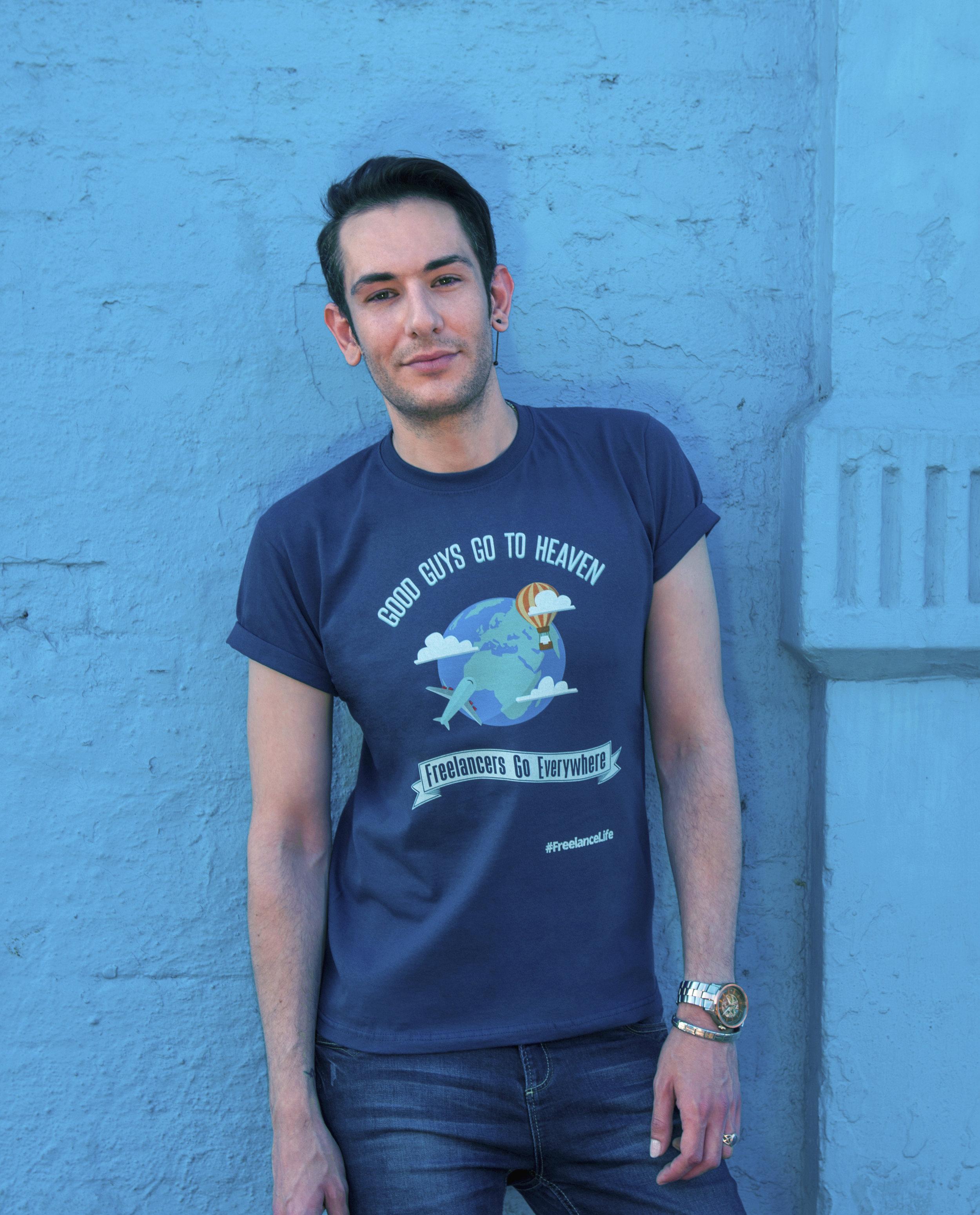 £35.00 - Good Guys T-shirt