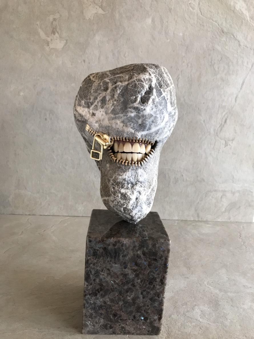 """Laughing Stone"" by Ito Horitoshi // Japan"