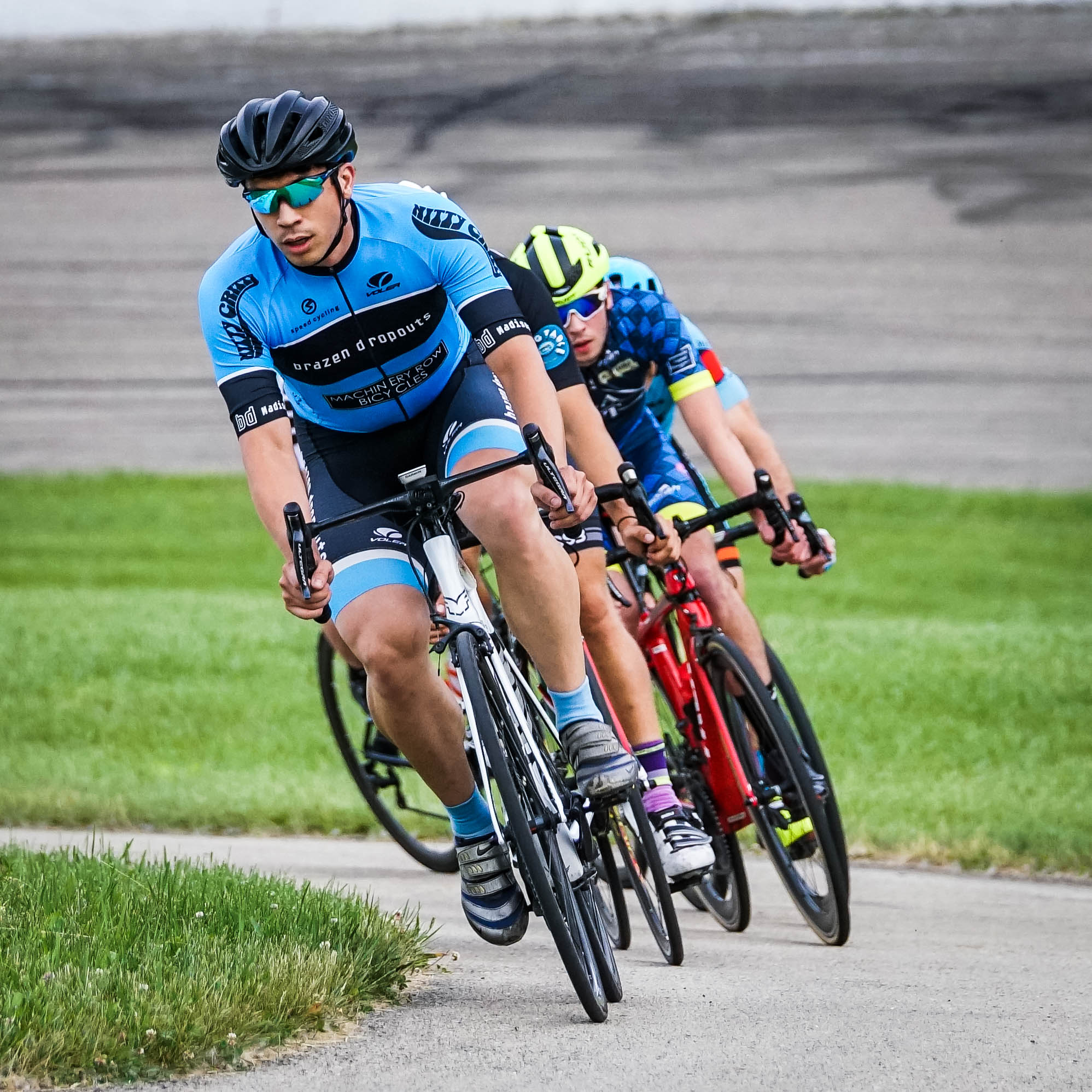 Madison Practice Crits at Madison International Speedway