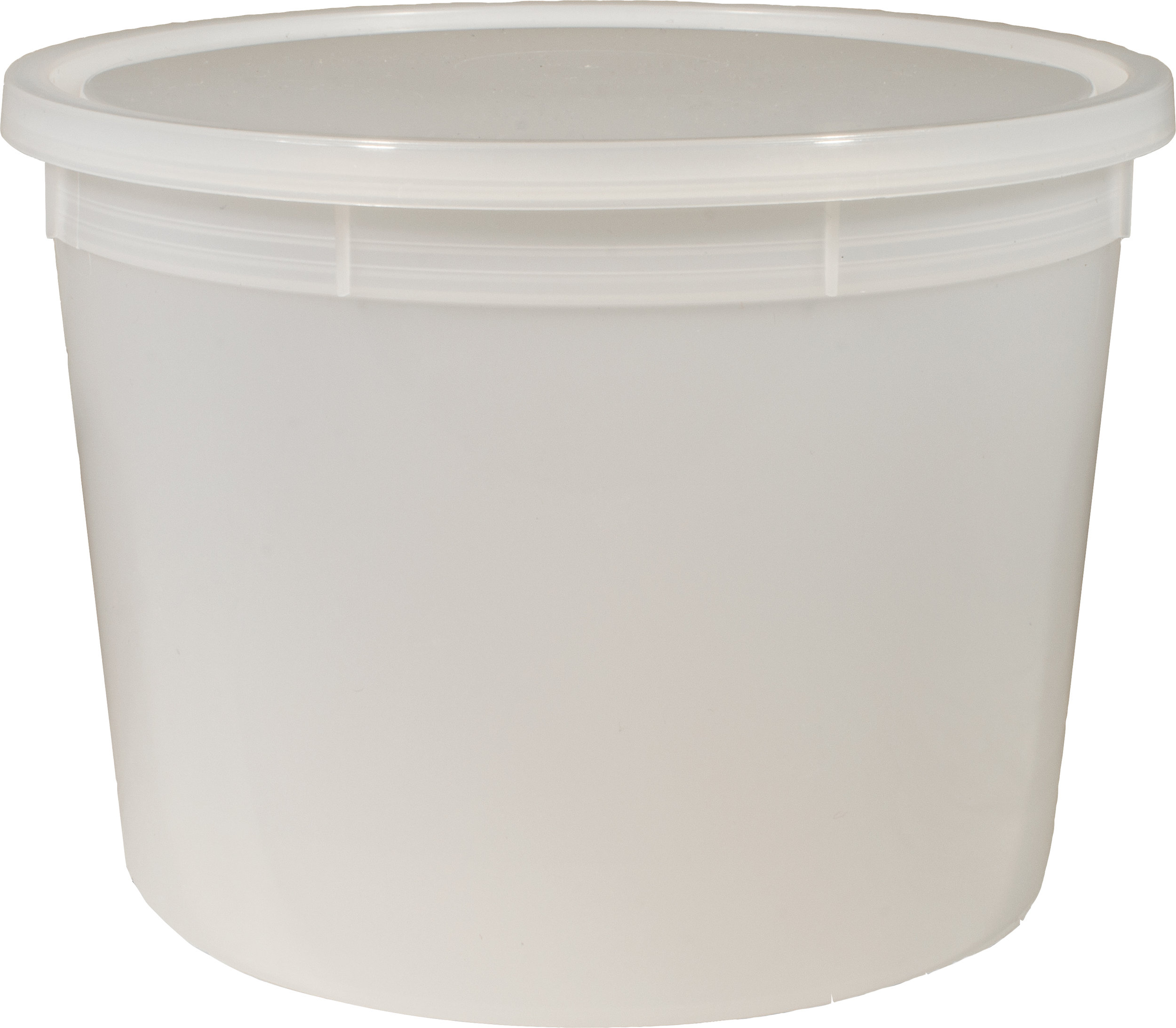 0.5 Gallon Container