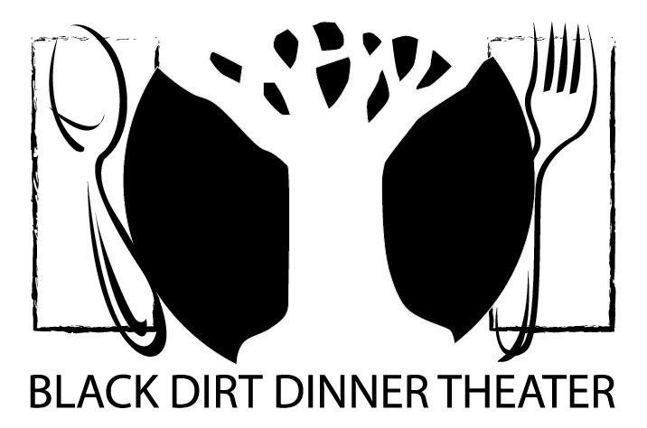 The cast from a Black Dirt Dinner Theater Performance