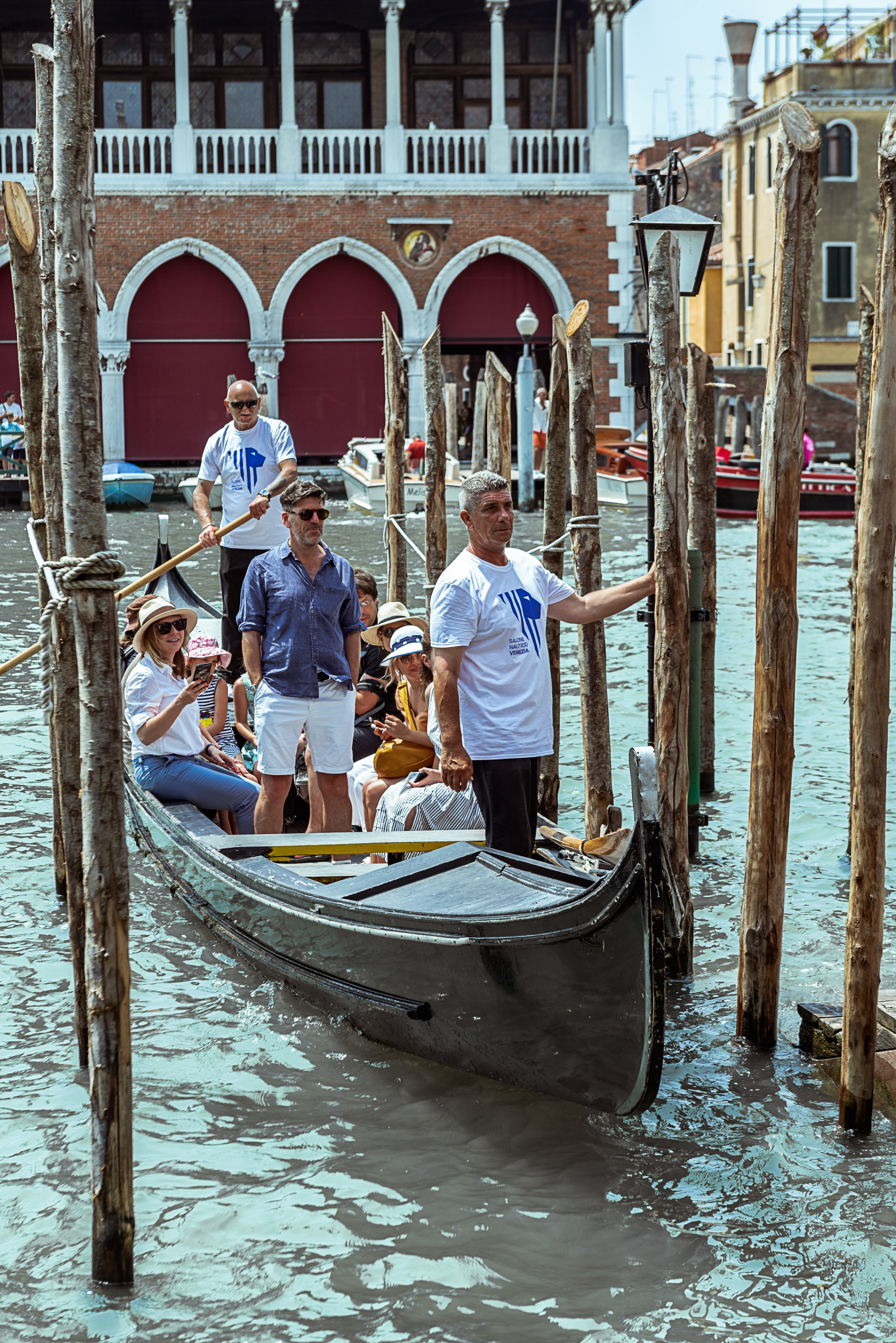 Russell Norman - shows us his Venice