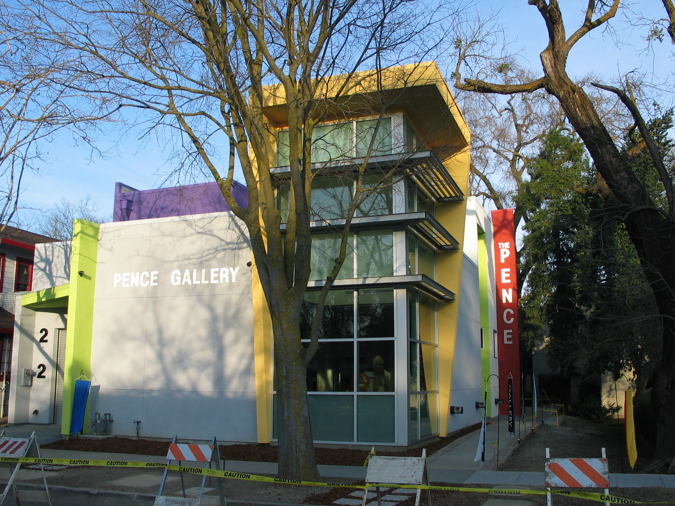 Pence Gallery Davis