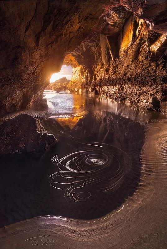 Oceanside Swirl