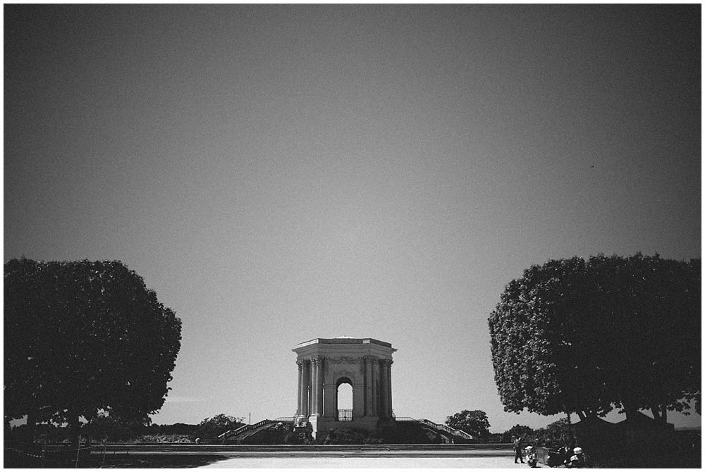 promenade-du peyrou-montpellier-france