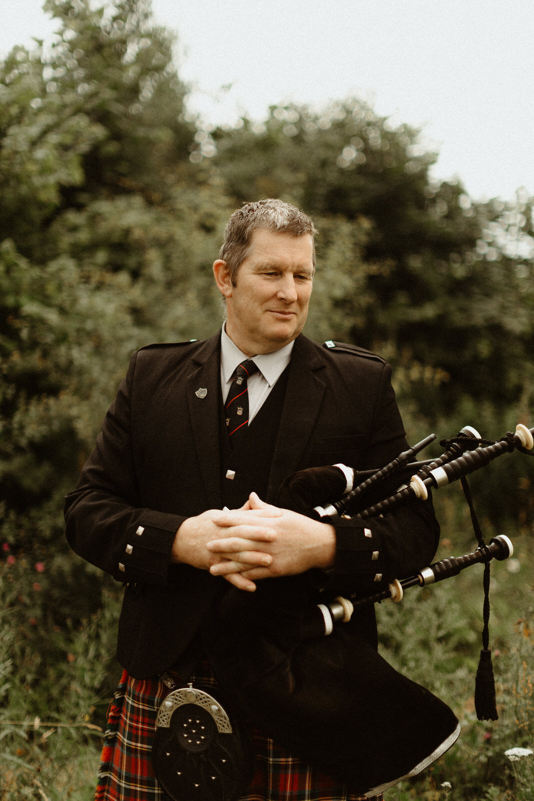 THE PIPER :ANDREW