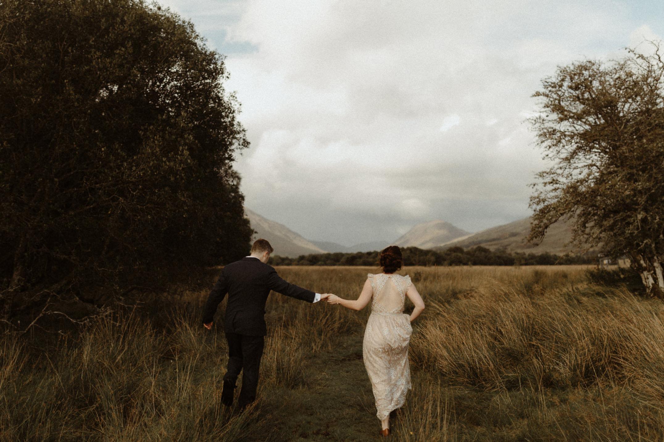 BELINDA +TOM - DALLMALLY | SCOTLAND